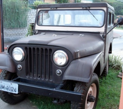 Willys 1957